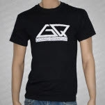 Going Quantum New Logo Black T-Shirt