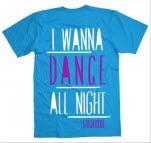 GOLDHOUSE Dance Blue T-Shirt