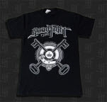 Good Fight Entertainment Keys Black T-Shirt