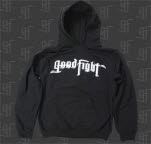 Good Fight Entertainment Ribbon Logo Black Pullover