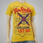 Go Radio Airplane Ginger T-Shirt