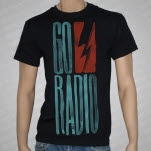 Go Radio Bolt Black T-Shirt