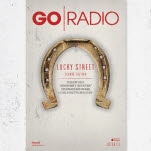 Go Radio Lucky Street Deluxe Edition Double Poster