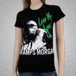 Gramps Morgan Love Me Some Black Girls T-Shirt