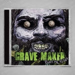 Grave Maker Bury Me At Sea CD
