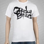 Greeley Estates Logo White T-Shirt