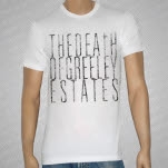 Greeley Estates The Death Of White T-Shirt