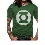 Green Day Distressed Logo T-Shirt