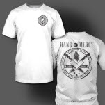 Hand Of Mercy My Terror White T-Shirt