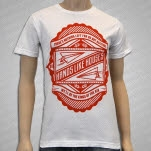 Hands Like Houses Anatartica White T-Shirt