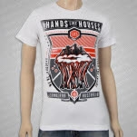 Hands Like Houses Jelly Fish White T-Shirt