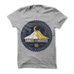 Hands Like Houses Mountain Heather Grey T-Shirt