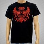 Hanzel Und Gretyl Wir Kommen Black T-Shirt
