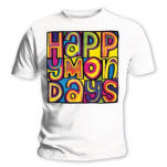 Happy Mondays Logo T-Shirt
