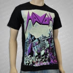 HAVOK Burn Black T-Shirt