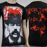 HAVOK Cradle To Grave Black T-Shirt
