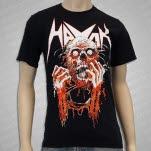HAVOK FACE RIPPER Black T-Shirt