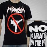 HAVOK KARATE Black T-Shirt