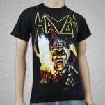 HAVOK Witch Doctor Black T-Shirt