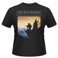 Hawkwind Masters Of The Universe T-Shirt