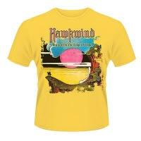 Hawkwind Warrior On The Edge T-Shirt