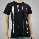 Hellberg Stacked Black T-Shirt