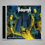 Hellmouth Destroy Everything CD