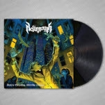 Hellmouth Destroy Everything Worship Nothing Black Vinyl LP