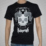 Hellmouth Skull Black T-Shirt