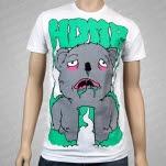 Her Demise My Rise Koala White T-Shirt