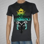 Here I Come Falling Key Crown T-Shirt