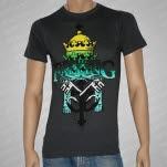Here I Come Falling Key Crown T-Shirt
