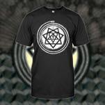 HIM Snake Black T-Shirt