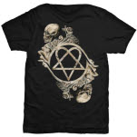 HIM Bone Sculpture T-Shirt