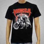 Himsa Centaur Chopper Black T-Shirt