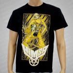 Himsa Toxic Gumbo Black T-Shirt