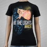 Hit The Lights Invicta Album Black T-Shirt