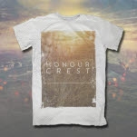 Honour Crest Grass Field White T-Shirt