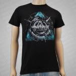 Honour Crest Triangle Black T-Shirt