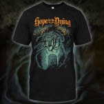 Hope For The Dying Aletheia Black T-Shirt