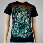 Hope For The Dying Captive Demon Black T-Shirt
