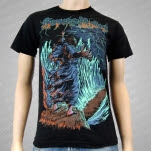 Hope For The Dying Parting The Red Sea Black T-Shirt