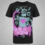 Hopeless Records Malfunction Black T-Shirt