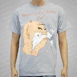 HORSE The Band Birdache Heather Gray T-Shirt