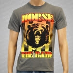 HORSE The Band Bear Gray T-Shirt