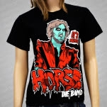 HORSE The Band Its Murder Black T-Shirt