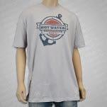 Hot Water Music Anchor Slate T-Shirt