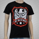 Hot Water Music Eagle Black T-Shirt