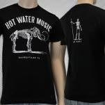 Hot Water Music Mastodon Black T-Shirt