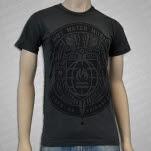 Hot Water Music Take No Prisoners Charcoal T-Shirt